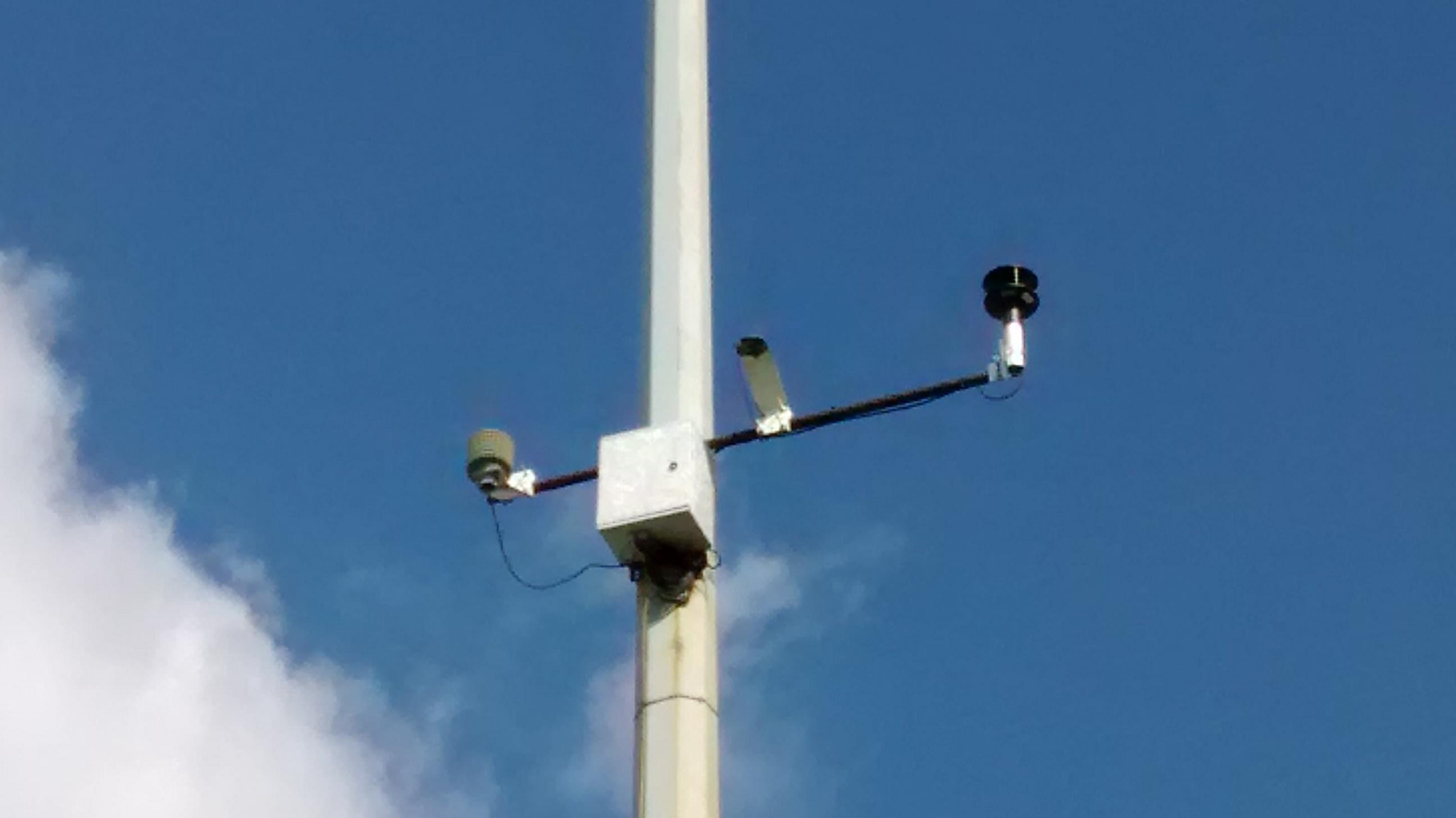 Estação Meteorológica da VCI (EMA-VCI)